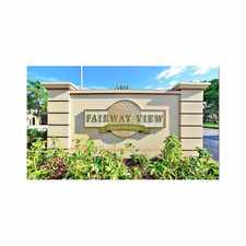 Rental info for Fairway View Apartments