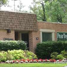 Rental info for Pear Tree Village Apartments