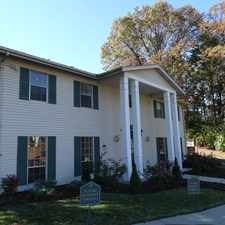 Rental info for Whispering Lake Apartments