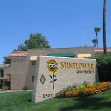 Rental info for Sunflower Apartments in the Tucson area