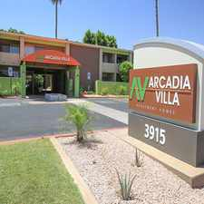Rental info for Arcadia Villa