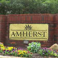 Rental info for Amherst