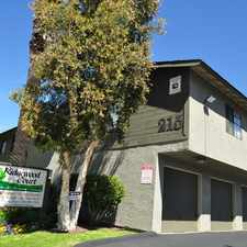 Rental info for Ridgewood Court Townhomes in the San Diego area
