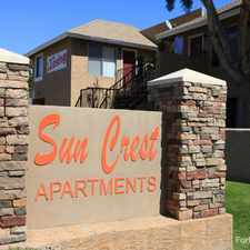 Rental info for Sun Crest in the Mesa area