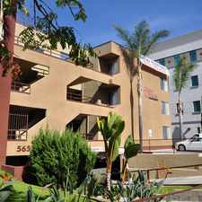 Rental info for Aztec Campus Apartments in the San Diego area