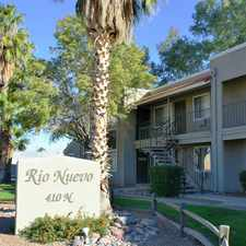 Rental info for Rio Nuevo Apts in the Tucson area