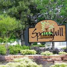 Rental info for Springhill in the Kansas City area
