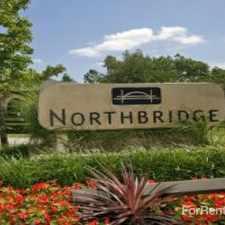 Rental info for Northbridge in the Village