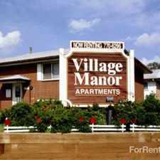 Rental info for Village Manor