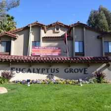 Rental info for Eucalyptus Grove