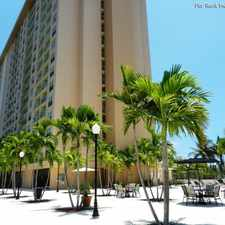 Rental info for Marina del Mar in the Sunny Isles Beach area