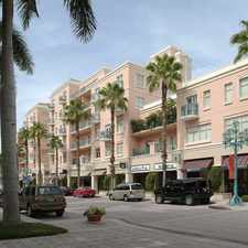 Rental info for Mizner Park