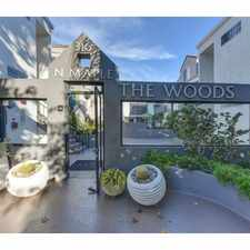 Rental info for The Woods at Toluca Lake in the Burbank area