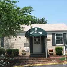 Rental info for The Courts of Mount Vernon Apartments