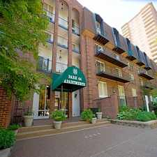 Rental info for Park 44 Apartments in the St. Louis area
