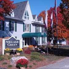 Rental info for Village Green Apartments