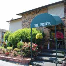 Rental info for Hillbrook Apartments