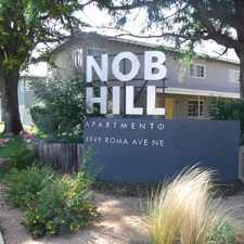 Rental info for Nob Hill Apartments