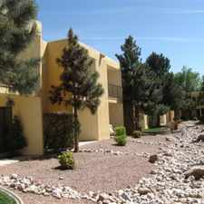 Rental info for Sage Canyon in the Albuquerque area