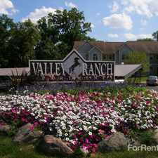 Rental info for Valley Ranch Apartments