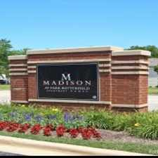 Rental info for Madison Park Butterfield