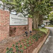 Rental info for Stonebridge Crossing in the Memphis area