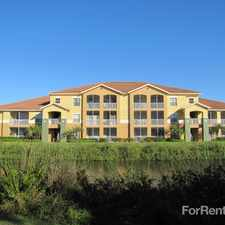 Rental info for Lakes at College Pointe