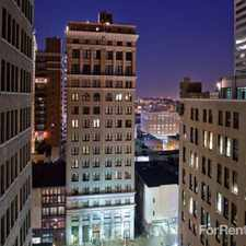 Rental info for Number 10 Main Street in the Memphis area