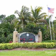 Rental info for Portofino at Jensen Beach