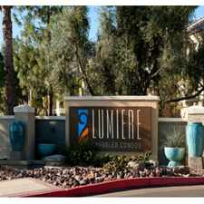 Rental info for Lumiere Chandler Condos