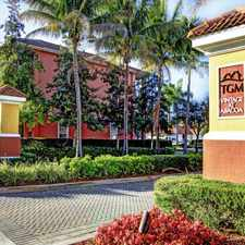 Rental info for TGM Vintage at Abacoa