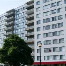 Rental info for Colesville Towers