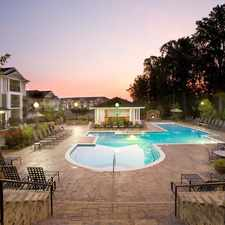 Rental info for Abberly Place at White Oak Crossing