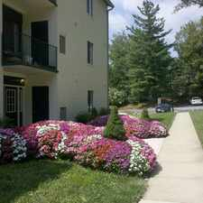 Rental info for River Front Apartments in the Scaggsville area