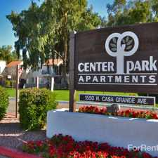 Rental info for Center Park