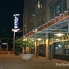 Rental info for St. Clair Lofts