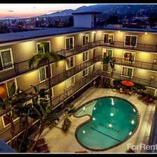 Rental info for 1001 Melrose in the Los Angeles area