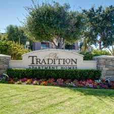 Rental info for Tradition in the Carlsbad area