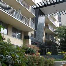 Rental info for North Park Avenue