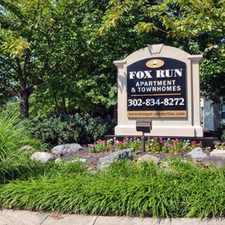 Rental info for Fox Run Apartments and Townhomes