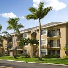 Rental info for The Hamptons/Vinings in the North Lauderdale area