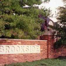 Rental info for Brookside Apartments
