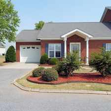 Rental info for Brookwood Downes & North Landing Town Homes in the Goldsboro area