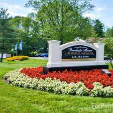 Rental info for Brookside Manor Apartments and Townhomes