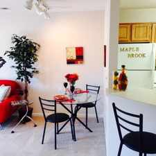 Rental info for Maple Brook Apartments