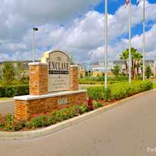 Rental info for Enclave at Tranquility Lake, The
