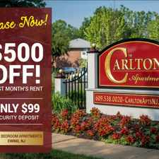 Rental info for Carlton Apartments