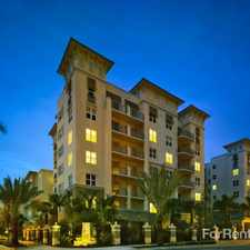 Rental info for AMLI Flagler Village