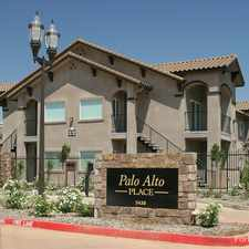 Rental info for Palo Alto Place