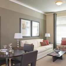 Rental info for Luxury Living at Zona Rosa in the Kansas City area